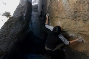 Bishop Bouldering – Late 2011 – Part 3 (The Sads + Rock Creek)
