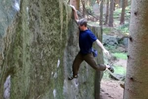 Bouldering in the Czech Republic