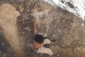 "Les Van Exel fires ""Year of the Cat"" V9/10"