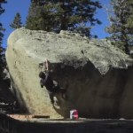 Bouldering Palm Springs Aerial Tramway
