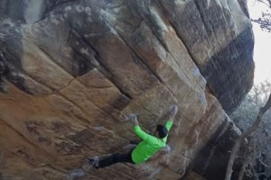 Wet Dream V12  Kevin Jorgeson  Red Rocks, NV