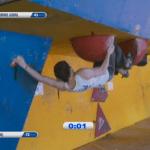 Finals – British Bouldering Championships 2013