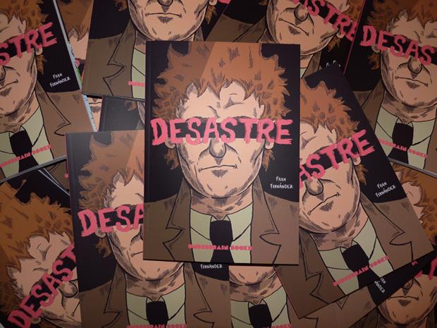 """Desastre"" de Fran Fernández"