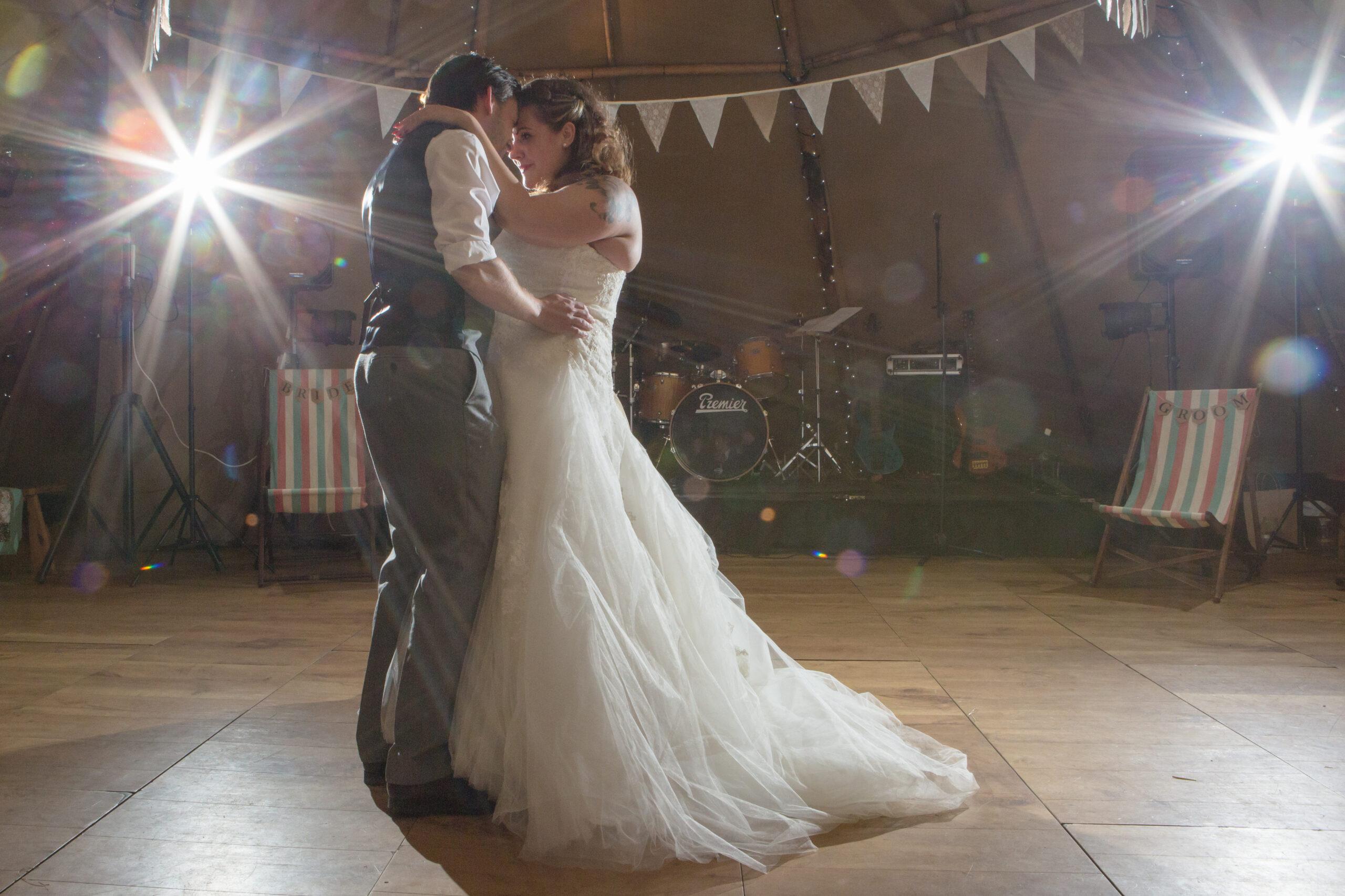Dani and Kev Wedding