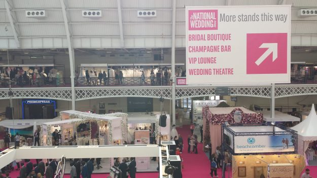 The National Wedding Show 2015