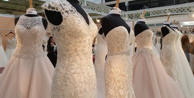 The National Wedding Show Dresses