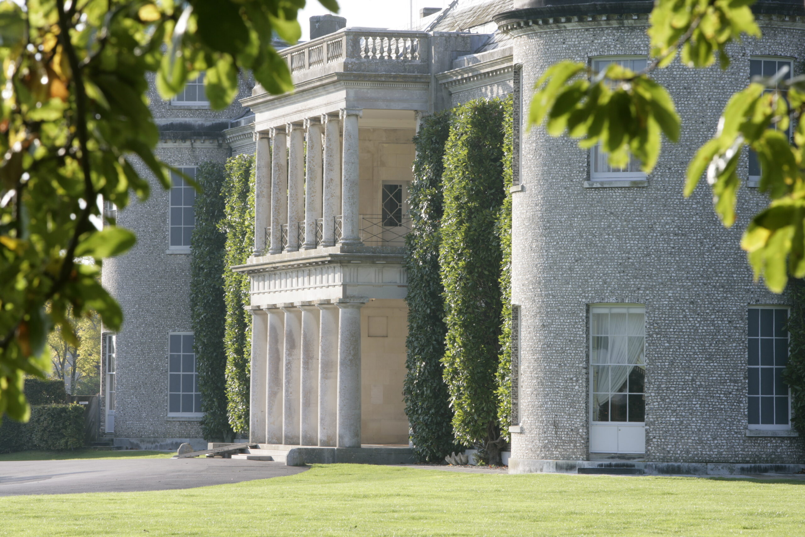 Goodwood House Front