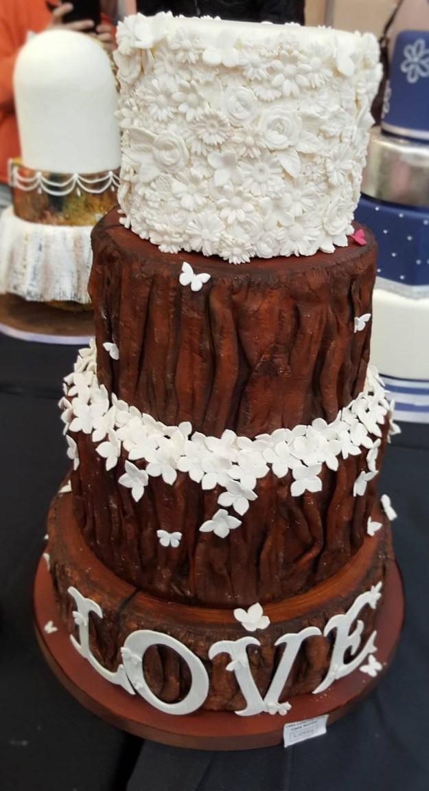 Wedding Cake Inspiration - Bark