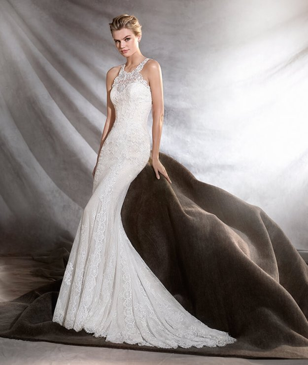 OSINI - Pronovias 2017 Collection