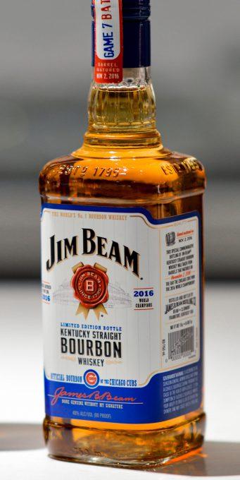 Dating jim beam bottles