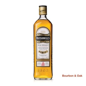 Bushmill's Irish Whiskey Our Rating: 86%