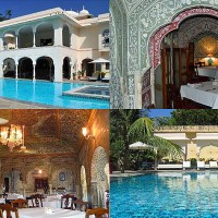 Review: Samode Haveli, a peaceful oasis in the middle of old town Jaipur