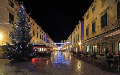 Christmas Markets in Croatia