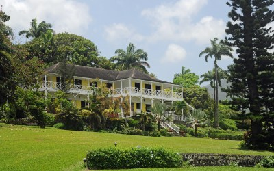 Ottley's Plantation Inn, my perfect Caribbean retreat