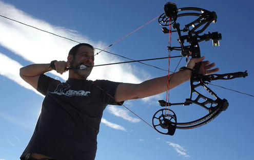 Setting up and sighting in a new bow is a great way to get to know the bow before you take it into the field.