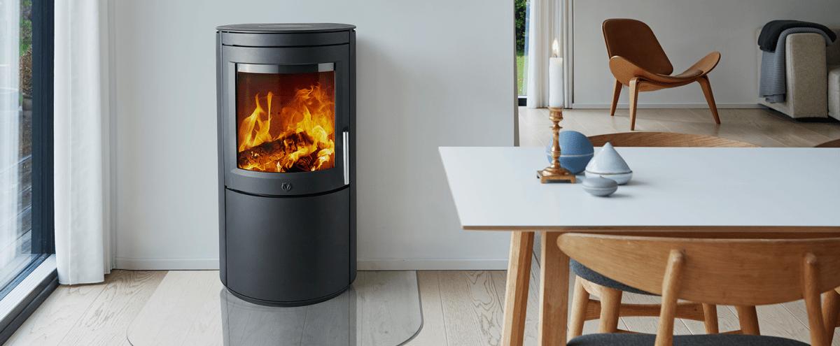 Varde Lincoln wood-burning stove