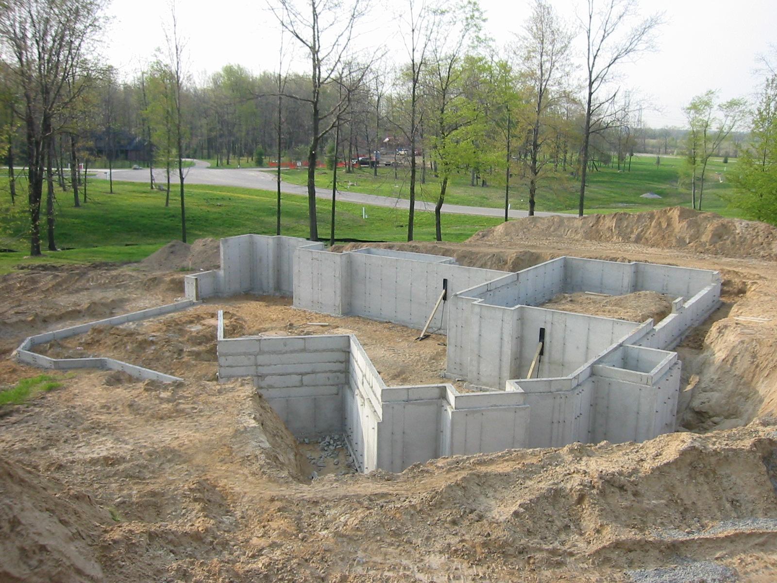 basement excavation bowman excavating inc
