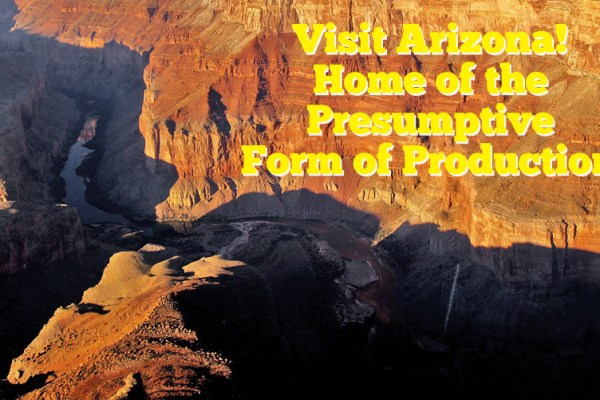arizona_presumptive_form_of_production