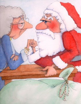 christmas decision - trade mag