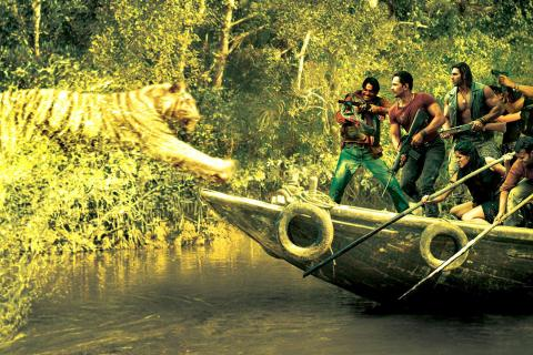 Roar box office collection