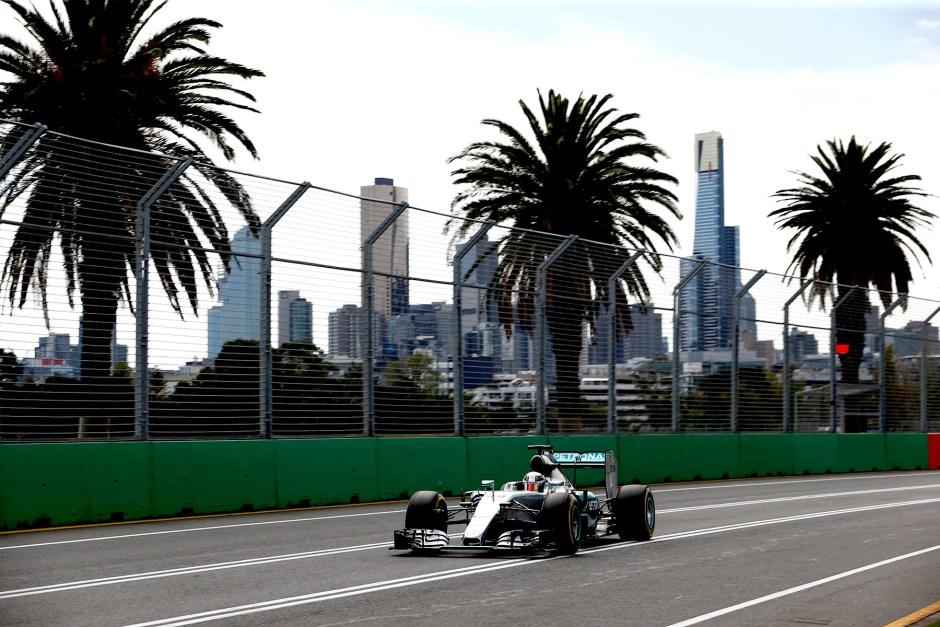 Australian GP to open delayed 2016 F1 season
