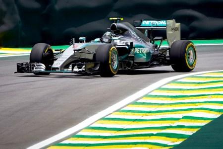 Rosberg back-to-back in Brazil