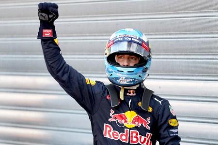 Ricciardo's takes fantastic first pole in Monte Carlo