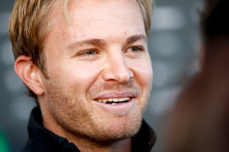 Nico Rosberg topped his teammate on the Friday practice time sheets in Suzuka.