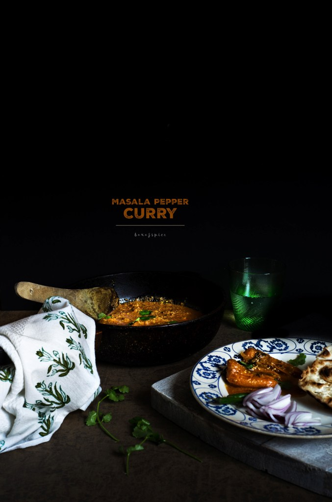 Masala Pepper Curry