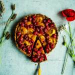 Apricot and Raspberry Tart I Boxofspice