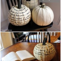 Pumpkin Parade: Sharpie Pumpkins
