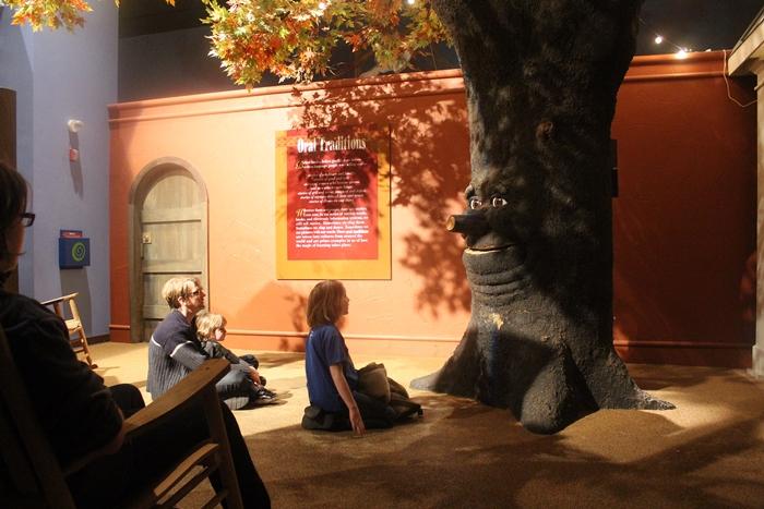 earlyworks talking tree