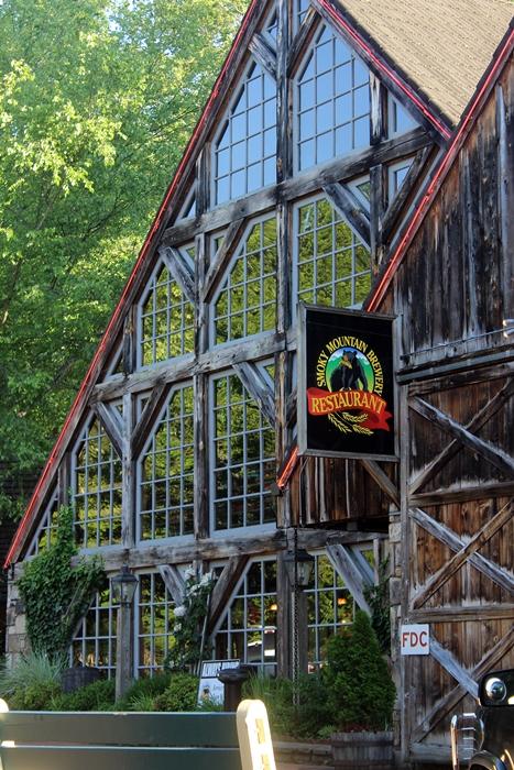 Smoky Mountains Brewery: Gatlinburg