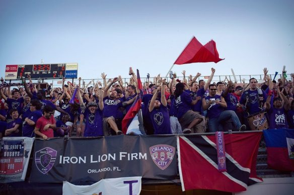 Orlando City SC - Iron Lion Firm