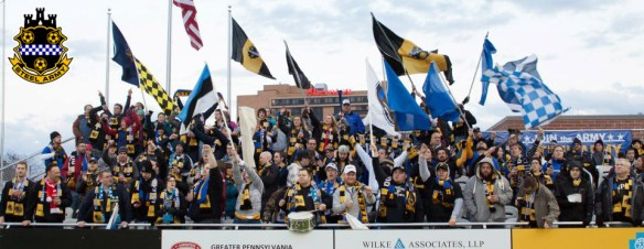 Pittsburgh Riverhounds - Steel Army