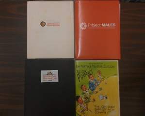 Symposia packets - Project MALES and Bill Martin