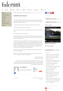 Fulcrum - Ottawa WRC Hate Speech article