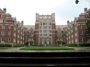 Wellesley College tower court