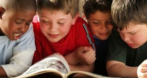 Boys reading featured image
