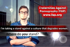 Fraternities Against Pornography -FAP (version 2)