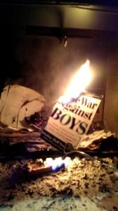 war-against-boys-book-burn-7