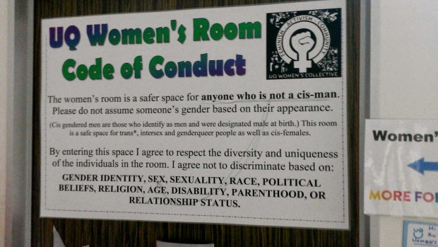 University of Queensland Women's Room