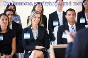 Slider - conferences
