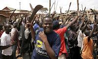 Crisis en Kenia