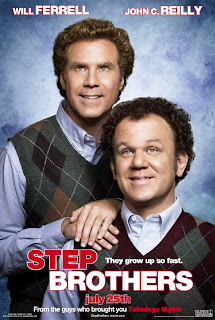 Step brothers Will Ferrell