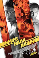Never Back Poster