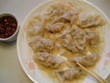 boiled dumplings recipe