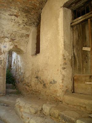 Abandoned house, Badolato, Calabria, Italy