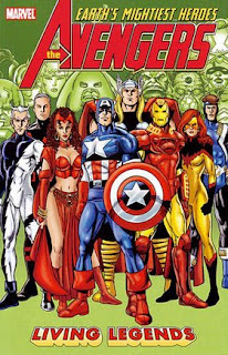 Earth's Mightiest Heoroes - The Avengers