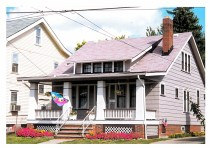 Cozy, energy efficient homes are happy homes